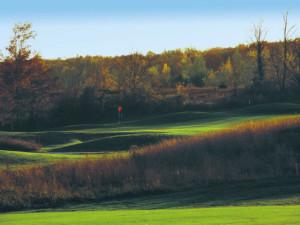 Golf course near Waterbury Inn Condominium Resort.