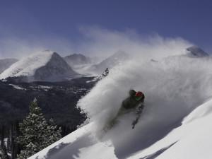 Skiing at SkyRun Vacation Rentals - Breckenridge, Colorado.