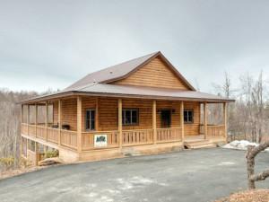 Cabin at Boone Cabin Rentals
