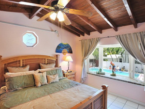 Guest room at Sands of Islamorada.