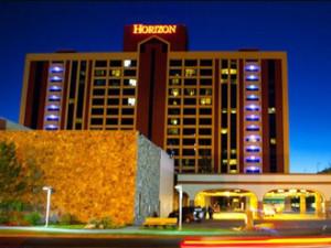 Exterior View of Horizon Resort Casino