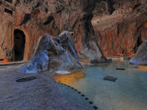Grotto spa at Banff Lodging Company.