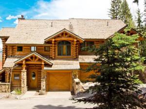 Vacation rental exterior at SkyRun Vacation Rentals - Telluride, Colorado.