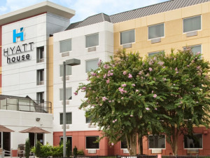 Exterior View of Hyatt House Charlotte Airport