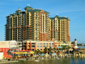 Exterior view of Emerald Grande.