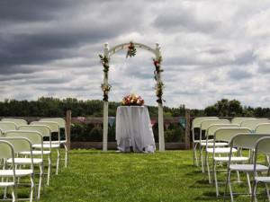 Wedding at Double JJ Resort.
