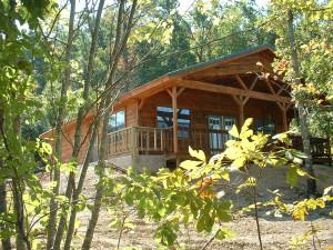 Hillside Cabin at Heath Valley Cabins.
