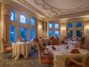 Dining at Cranwell Resort.