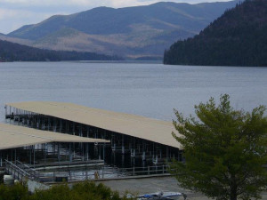 Marina at Lake Placid Accommodations.