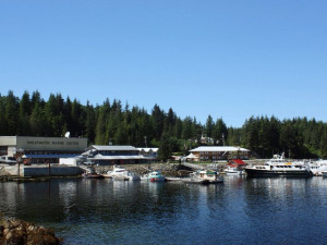Exterior view at Shearwater Resort & Marina.