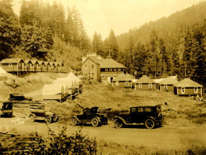 Historic Carson Hot Springs Spa.