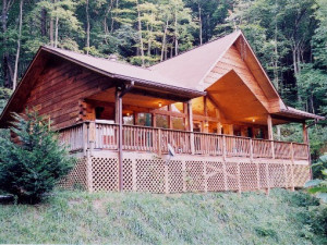 Cabin at Nantahala Mountain Resort