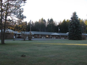 Exterior at Sullivan Trail Motel