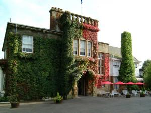 Exterior view of Dalmeny Park Country House Hotel.