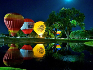 Balloon Festival at Tubac Golf Resort & Spa