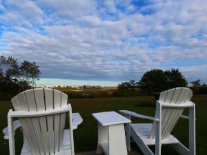 Relaxing at Mariner Resort.