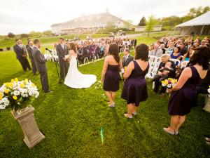 Weddings at Inns of Geneva National.