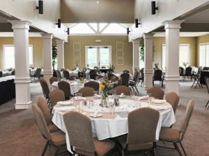 Conference at Old Kinderhook Resort & Golf Club.
