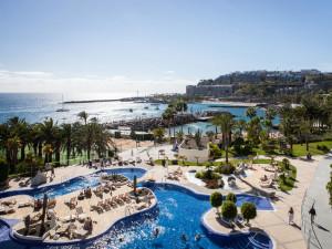 Outdoor pool at Radisson Blu Resort Gran Canaria.