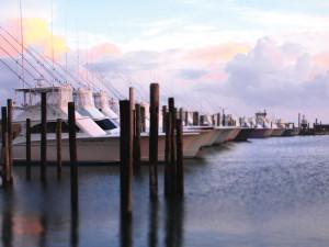 Marina at Beachwoods.