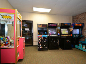 Game Room at Comfort Inn at Thousand Hills