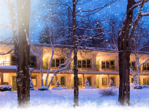 Winter at The Winwood Inn at Windham Mountain