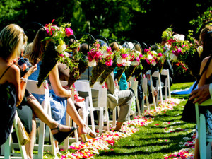 Wedding at Trail Creek Ranch.