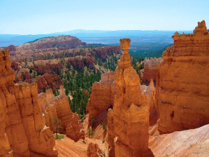 Bryce Canyon near Abbey Inn
