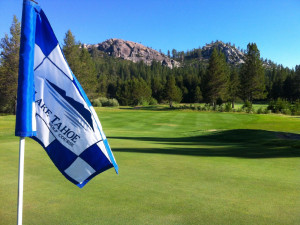 Lake Tahoe Golf Course near Aston Lakeland Village.