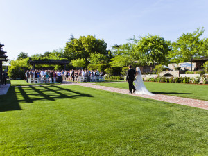 Wedding at Villagio Inn and Spa.