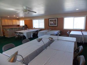Group facilities at Vintage Lakeside Inn.