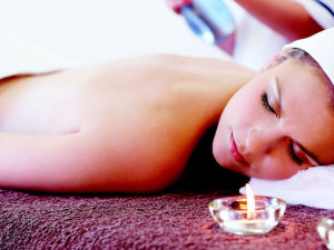 Spa services at EagleRidge Lodge.