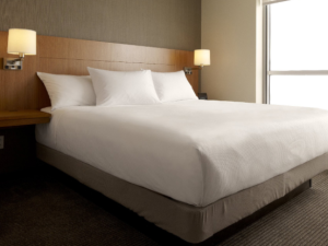 Guest Room at Hyatt Place Orlando Airport