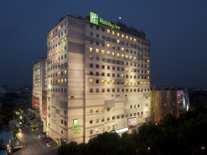 Exterior view of Holiday Inn Nanjing.