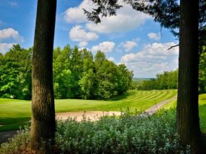 Golf course near Penn Wells Hotel & Lodge.