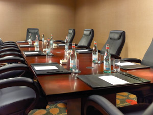 Meeting room at The Grove Park Inn Resort & Spa.