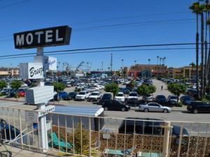 View from Aqua Breeze Inn