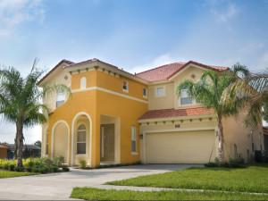 Rental exterior at Florida Dream Management Company.