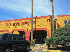 Exterior View of Quality Hotel Americana Nogales