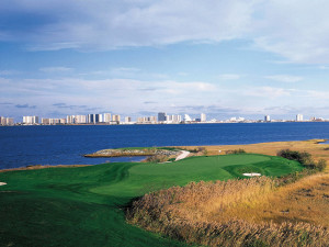 Golf course near Flagship Oceanfront Hotel Ocean City.