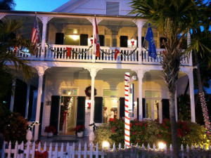 Exterior view of Conch House Heritage Inn.