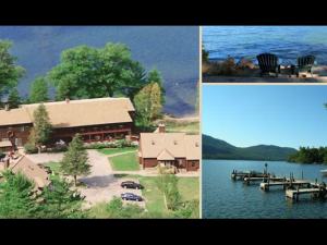 Welcome to Northern Lake George Resort.