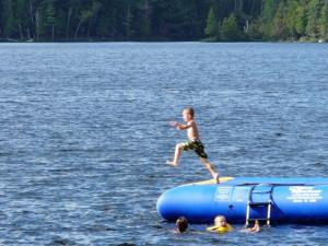 Water Activities at Walker Lake Resort