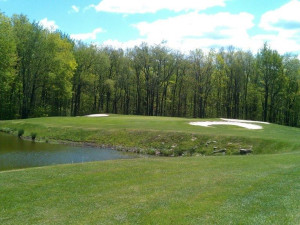 Golf course at Blue Knob All Seasons Resort.