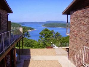 Exterior view of Pointe West Resort & Suites.