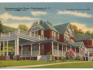 Fleischmanns Park House Circa 1930's.