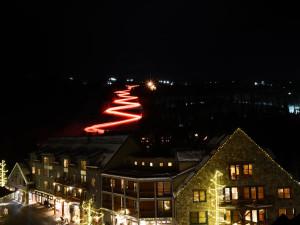 Exterior view of Keystone Resort, Colorado.