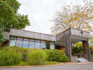 Exterior view of Interlaken Resort & Conference Center.