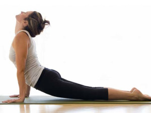 Yoga classes at Smugglers' Notch Resort.