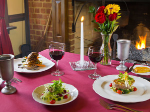 Romantic Dinner at The Historic Powhatan Resort